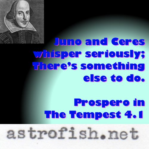 Prospero in The Tempest