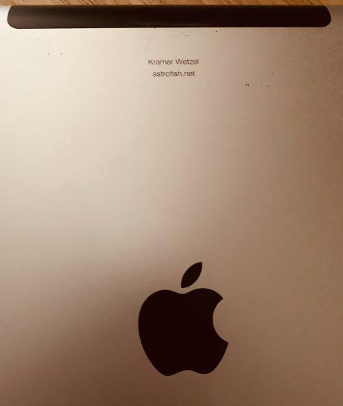 Old iPad