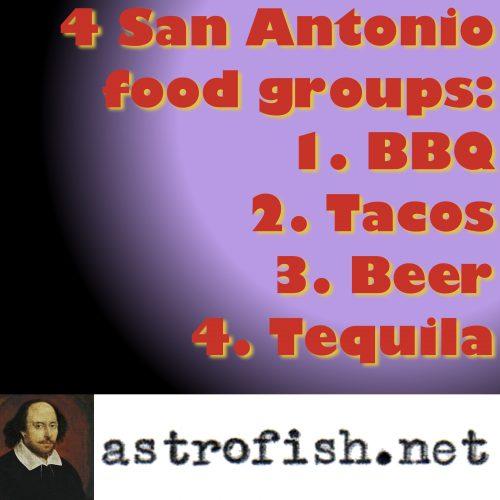 4 SA Food groups
