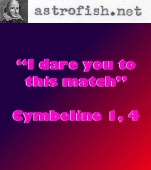 marginal Shakespeare