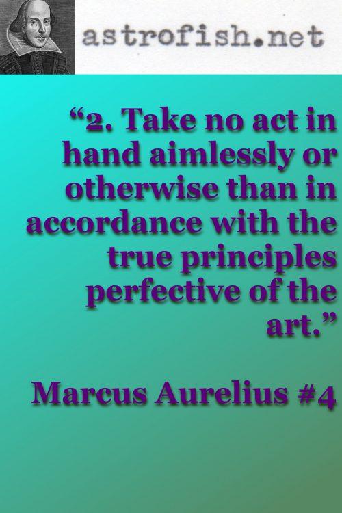 Marcus Aurelius Book IV