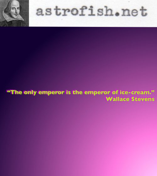 Emperor of ice-cream