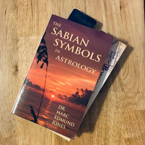 Sabian Symbols text